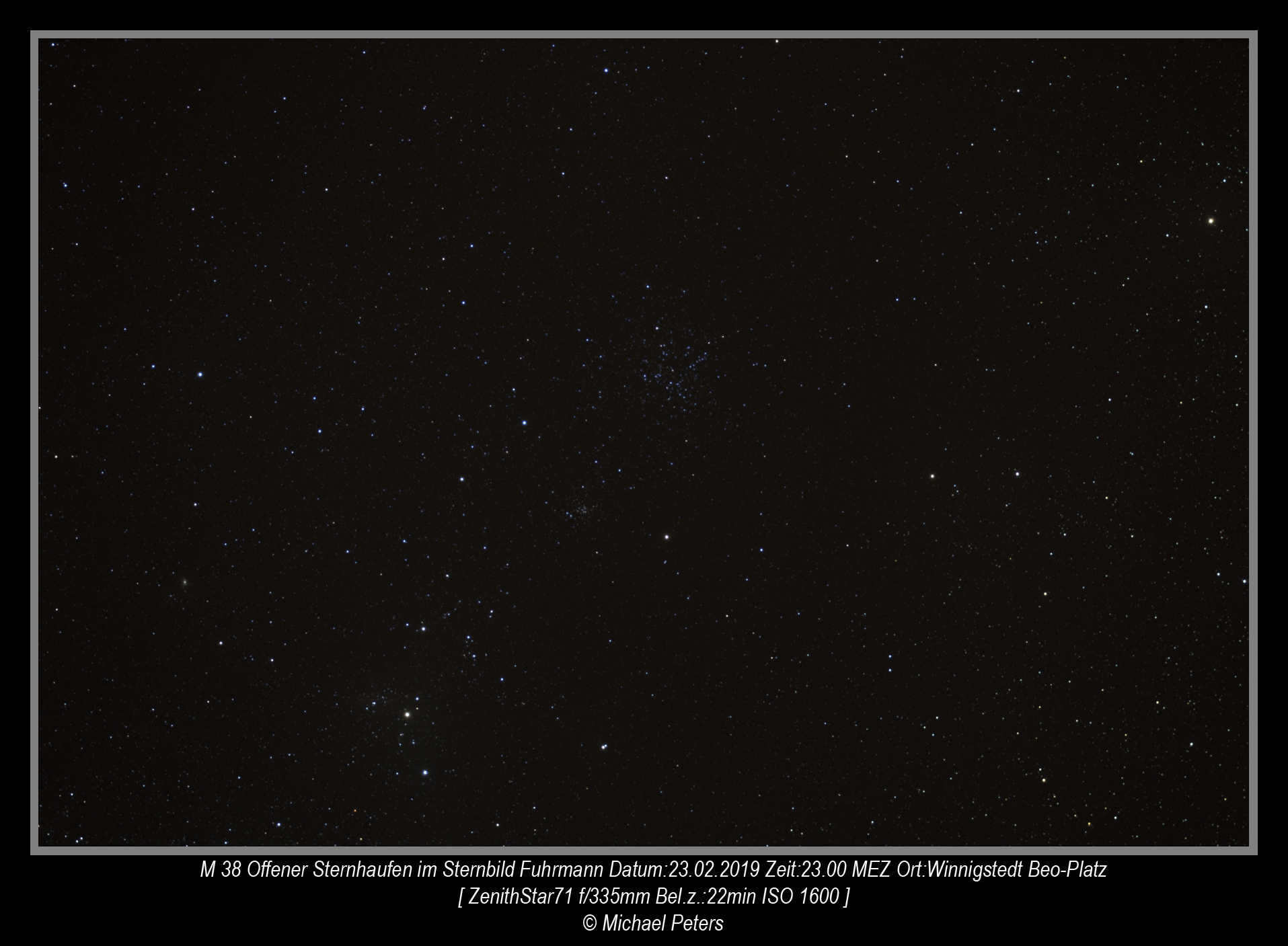M38opencluster
